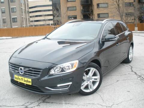 2015 Volvo V60 for sale at Autobahn Motors USA in Kansas City MO