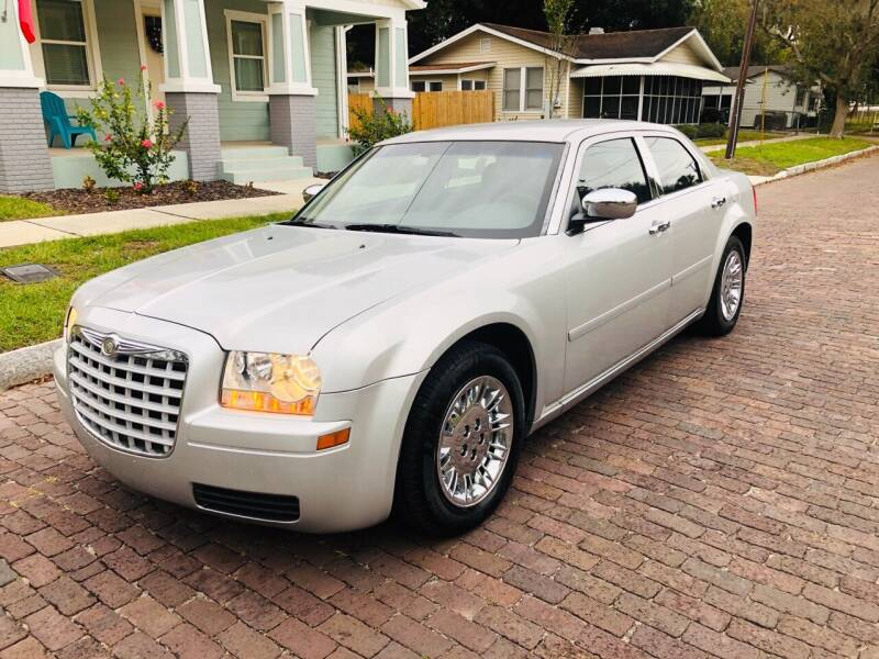 2006 Chrysler 300 for sale at CHECK  AUTO INC. in Tampa FL