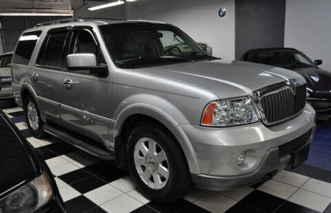 2003 Lincoln Navigator for sale at Podium Auto Sales Inc in Pompano Beach FL