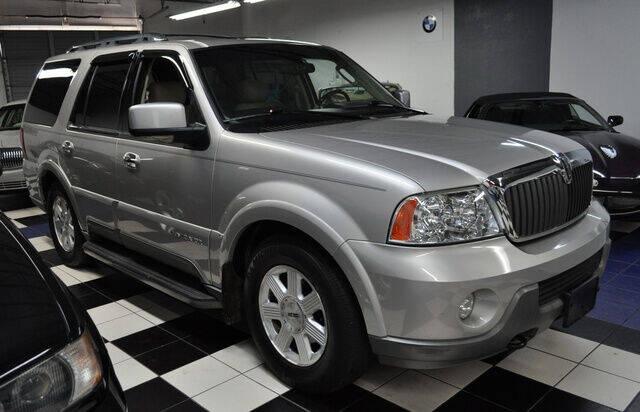 2003 Lincoln Navigator for sale at Podium Auto Sales Inc in Pompano Beach FL