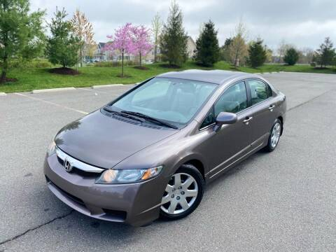 2010 Honda Civic for sale at Super Bee Auto in Chantilly VA