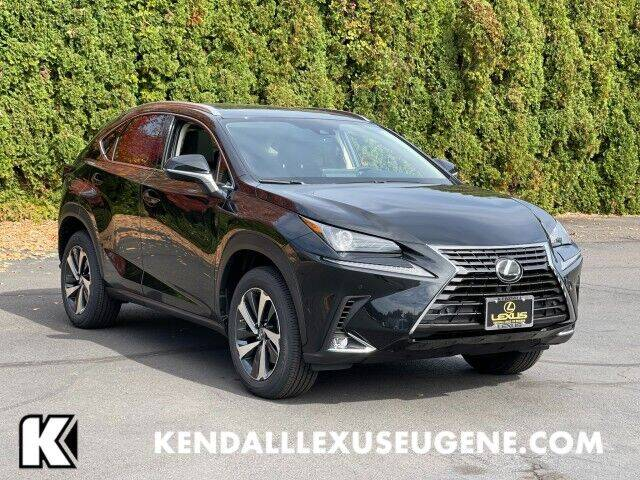 2021 Lexus NX 300 for sale in Eugene, OR