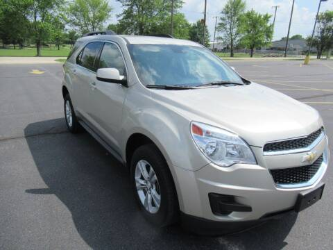 2015 Chevrolet Equinox for sale at Just Drive Auto in Springdale AR