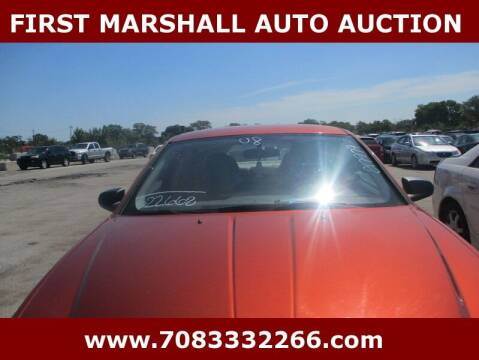 2008 Dodge Avenger for sale at First Marshall Auto Auction in Harvey IL