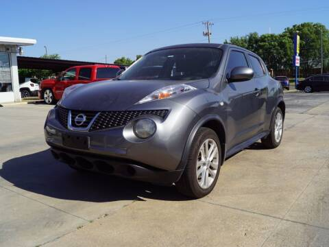 2013 Nissan JUKE for sale at Kansas Auto Sales in Wichita KS