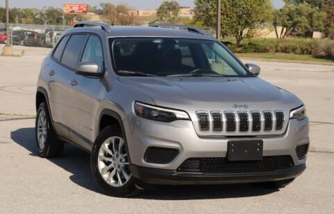 2020 Jeep Cherokee for sale at Big O Auto LLC in Omaha NE