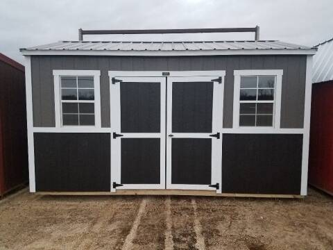 2019 PREMEIR 10x16 side utility for sale at Tri State Auto Center - Sheds in La Crescent MN