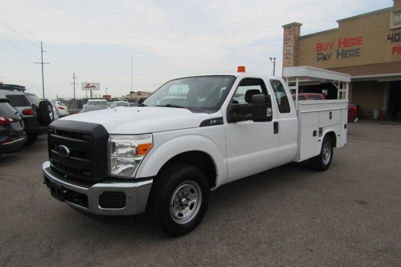 2016 Ford F-350 Super Duty for sale at Import Motors in Bethany OK
