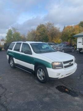 2008 Chevrolet TrailBlazer for sale at WXM Auto in Cortland NY