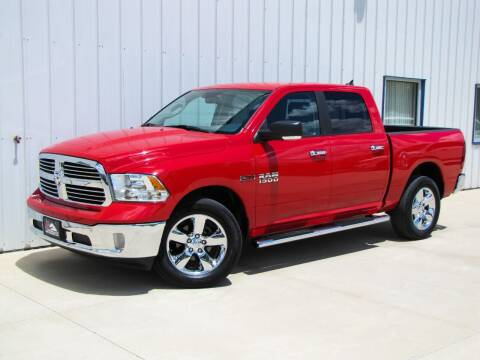2017 RAM Ram Pickup 1500 for sale at Lyman Auto in Griswold IA