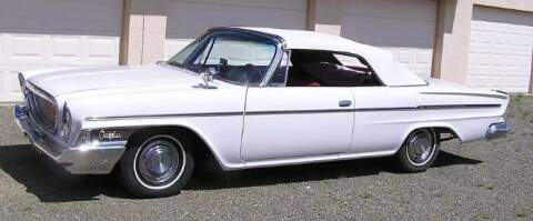 1962 Chrysler Newport for sale at Classic Car Deals in Cadillac MI