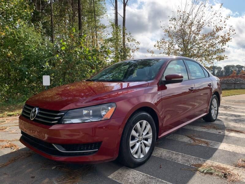2015 Volkswagen Passat for sale at 5 Star Auto in Matthews NC
