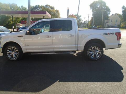 2017 Ford F-150 for sale at Nelson Auto Sales in Toulon IL