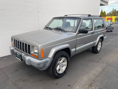 2001 Jeep Cherokee for sale at APX Auto Brokers in Edmonds WA