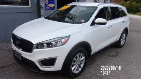 2017 Kia Sorento for sale at Allen's Pre-Owned Autos in Pennsboro WV
