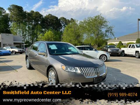 2010 Lincoln MKZ for sale at Smithfield Auto Center LLC in Smithfield NC
