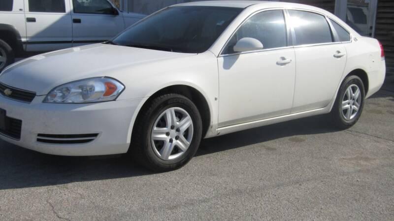 2008 Chevrolet Impala for sale at MTC AUTO SALES in Omaha NE