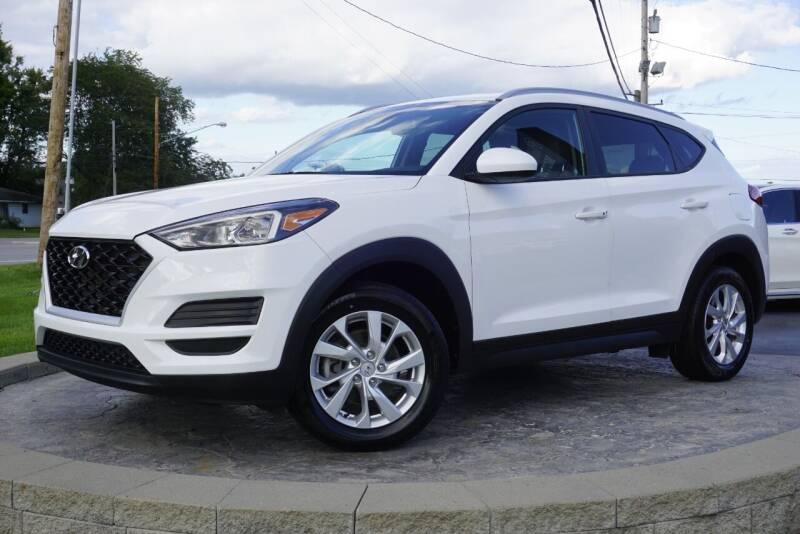 2019 Hyundai Tucson for sale at Platinum Motors LLC in Heath OH