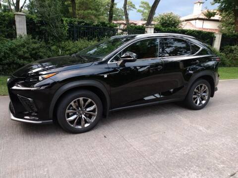 2018 Lexus NX 300 for sale at Frontline Select in Houston TX