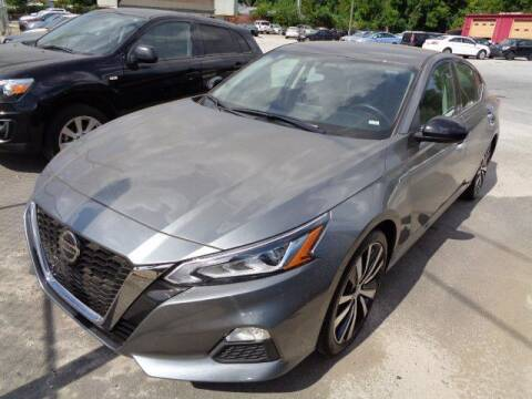 2019 Nissan Altima for sale at THE TRAIN AUTO SALES & LEASING in Mauldin SC