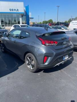 2020 Hyundai Veloster for sale at COYLE GM - COYLE NISSAN - New Inventory in Clarksville IN