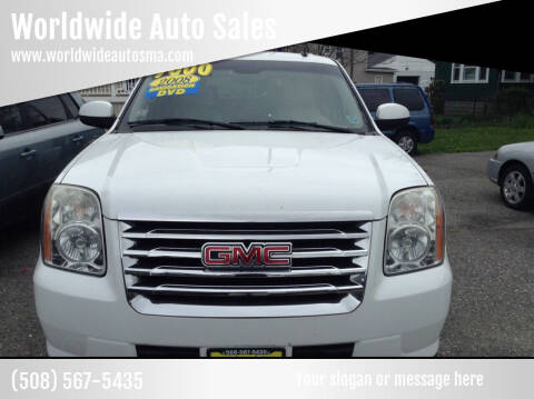 2008 GMC Yukon for sale at Worldwide Auto Sales in Fall River MA