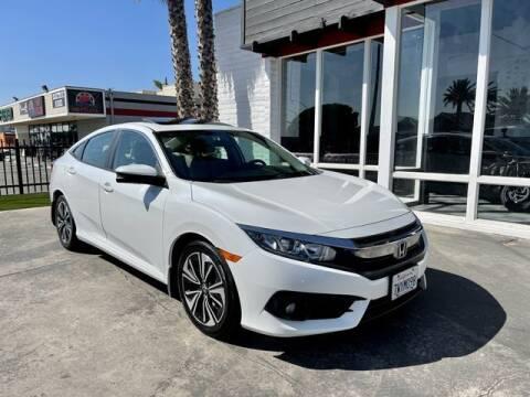 2017 Honda Civic for sale at Prime Sales in Huntington Beach CA