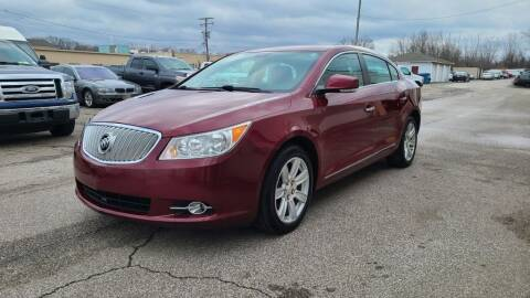 2010 Buick LaCrosse for sale at JT AUTO in Parma OH
