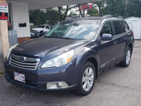 2010 Subaru Outback for sale at New Wheels in Glendale Heights IL