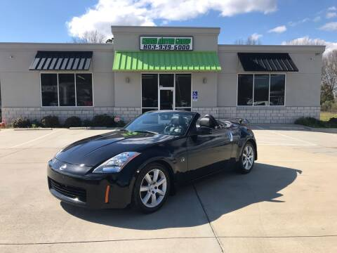 2004 Nissan 350Z for sale at Cross Motor Group in Rock Hill SC