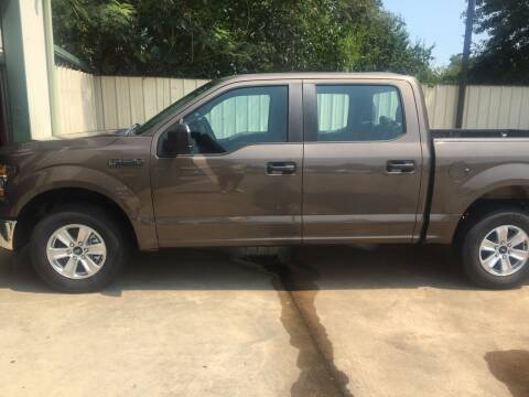 2017 Ford F-150 for sale at ARKLATEX AUTO in Texarkana TX