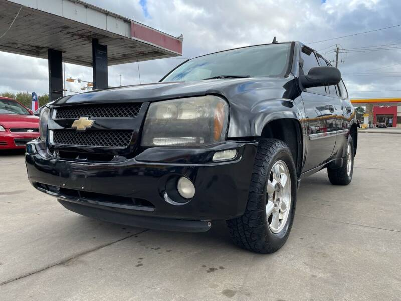 2007 GMC Envoy for sale at Houston Auto Emporium in Houston TX