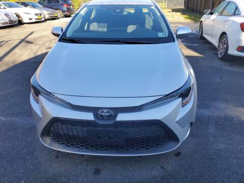 2021 Toyota Corolla for sale at OFIER AUTO SALES in Freeport NY