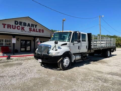 2012 International DuraStar 4300 for sale at DEBARY TRUCK SALES in Sanford FL