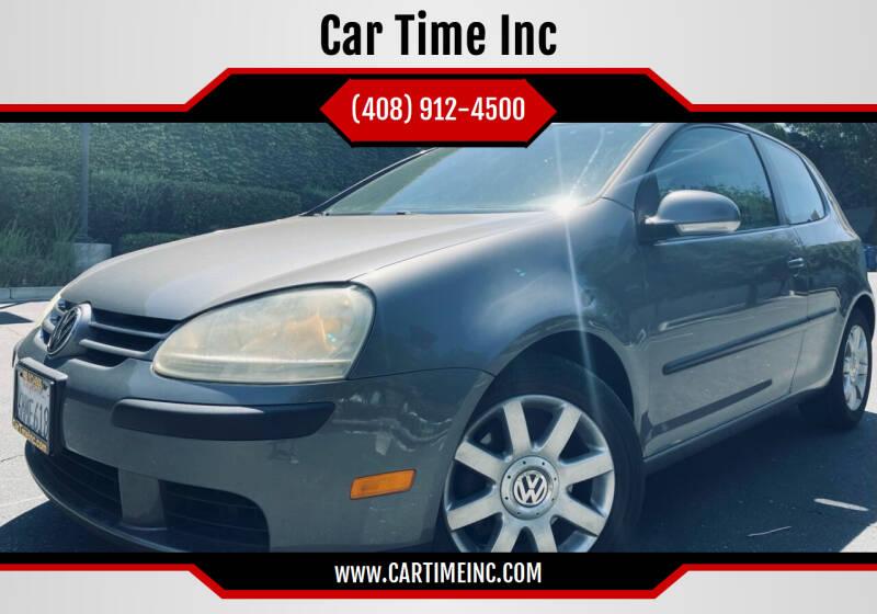 2009 Volkswagen Rabbit for sale at Car Time Inc in San Jose CA