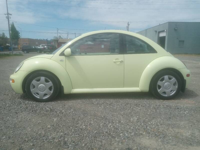 2001 Volkswagen New Beetle for sale at Car Guys in Kent WA