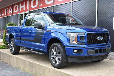 2018 Ford F-150 for sale at Alfa Romeo & Fiat of Strongsville in Strongsville OH