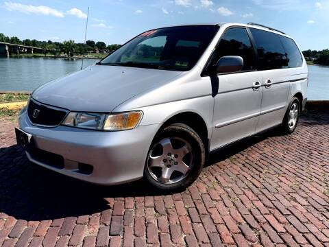 2001 Honda Odyssey for sale at PUTNAM AUTO SALES INC in Marietta OH