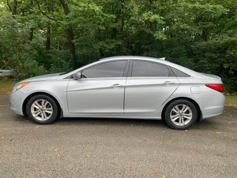 2013 Hyundai Sonata for sale at Elite Auto Plaza in Springfield IL