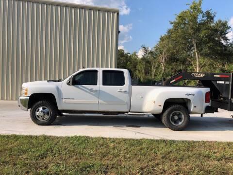 2008 Chevrolet Silverado 3500HD for sale at Louisiana Truck Source, LLC in Houma LA