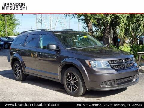 2017 Dodge Journey for sale at Brandon Mitsubishi in Tampa FL