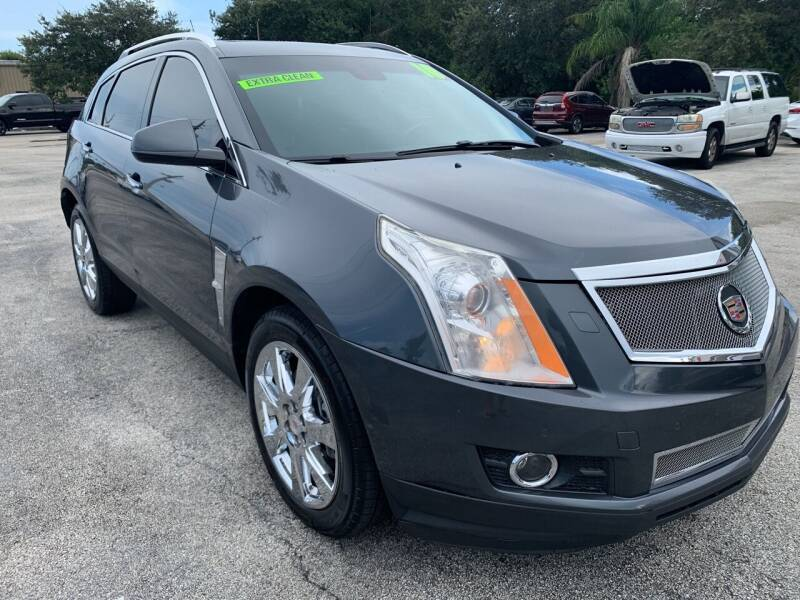 2010 Cadillac SRX for sale at The Car Connection Inc. in Palm Bay FL