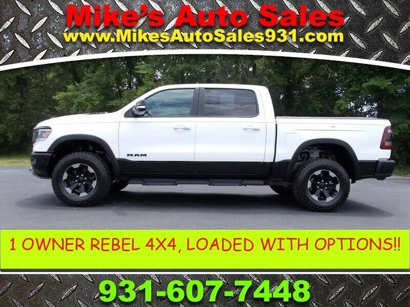 2019 RAM Ram Pickup 1500 for sale at Mike's Auto Sales in Shelbyville TN
