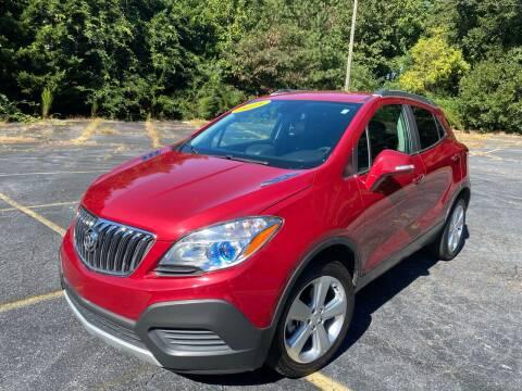 2015 Buick Encore for sale at Peach Auto Sales in Smyrna GA