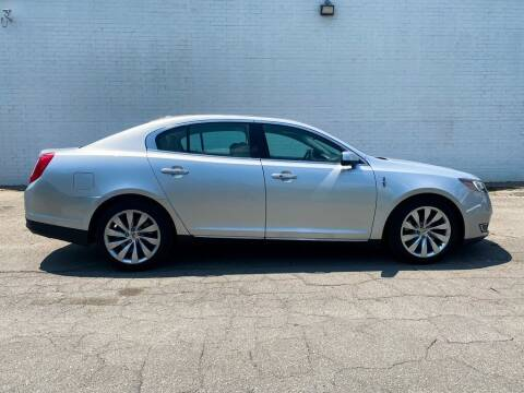 2014 Lincoln MKS for sale at Smart Chevrolet in Madison NC