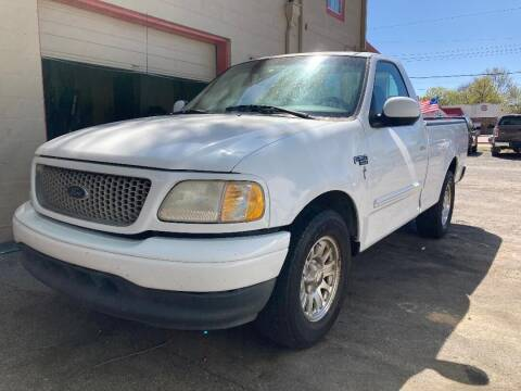 2001 Ford F-150 for sale at Used Car City in Tulsa OK