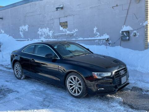 2015 Audi A5 for sale at ACE IMPORTS AUTO SALES INC in Hopkins MN