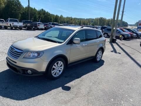 2008 Subaru Tribeca for sale at Billy Ballew Motorsports in Dawsonville GA