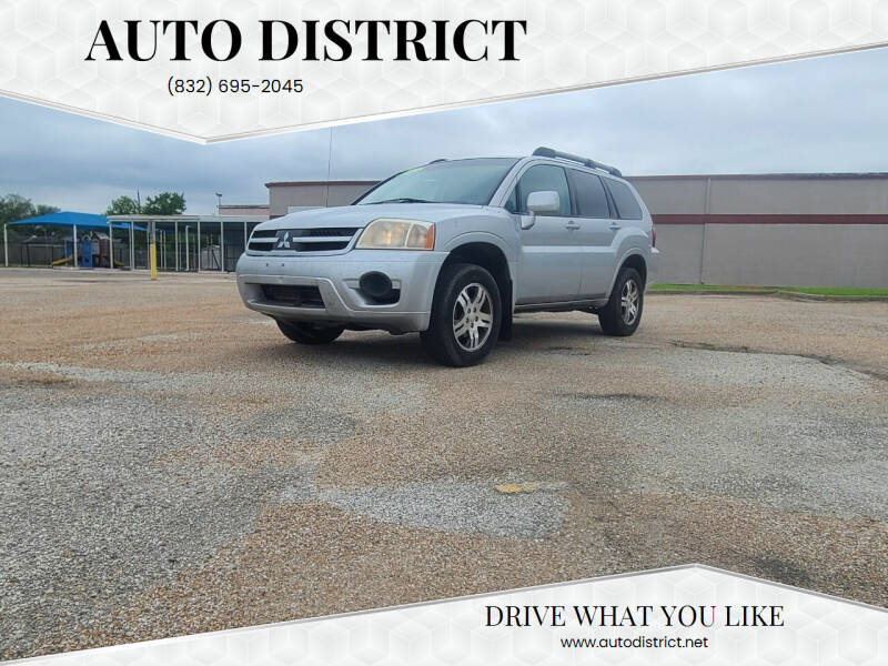 2007 Mitsubishi Endeavor for sale at Auto District in Baytown TX