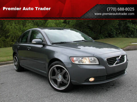 2008 Volvo S40 for sale at Premier Auto Trader in Alpharetta GA